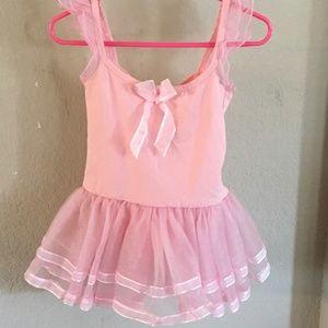 Like Brand New Girls Ballerina Outfit